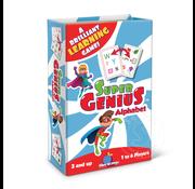 Blue Orange Games Super Genius Alphabet
