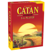 Mayfair Games Catan 5-6 Player Extension