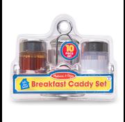 Melissa & Doug Melissa & Doug Breakfast Caddy Set
