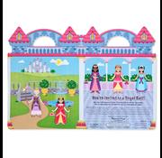 Melissa & Doug Melissa & Doug Puffy Sticker Play Set - Princess