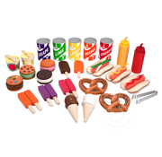 Melissa & Doug Melissa & Doug Snacks & Sweets Food Cart