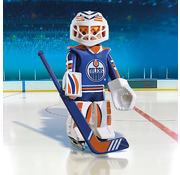 Playmobil Playmobil NHL Edmonton Oilers Goalie