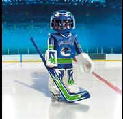 Playmobil Playmobil NHL Vancouver Canucks Goalie