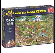 Jumbo Jumbo The Park Puzzle 1000pcs