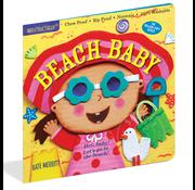 Workman Publishing Indestructibles Book Beach Baby