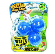 Hurricane Water Balls
