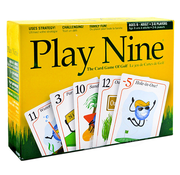 Play Nine, The Card Game of Golf
