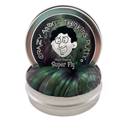 Crazy Aaron's Crazy Aaron's Mini Illusions Super Fly Thinking Putty