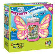 Creativity for Kids Creativity for Kids Sparkle N' Grow Butterfly Terrarium