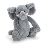Jellycat Jellycat Bashful Grey Elephant, Small
