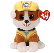 TY TY Beanie Babies Paw Patrol Rubble Med