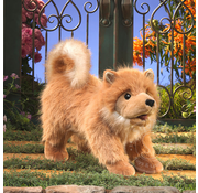 Folkmanis Folkmanis Pomeranian Puppy Puppet