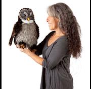 Folkmanis Folkmanis Hooting Owl Puppet