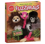 Klutz Klutz Fuzzimals Safari