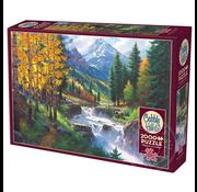 Cobble Hill Puzzles Cobble Hill Rocky Mountain High Puzzle 2000pcs
