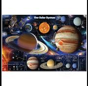 Cobble Hill Puzzles Cobble Hill Our Solar System Floor Puzzle 48pcs