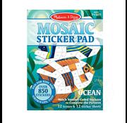 Melissa & Doug Melissa & Doug Mosaic Sticker Pad Ocean