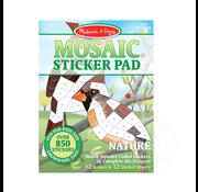 Melissa & Doug Melissa & Doug Mosaic Sticker Pad Nature