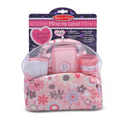 Melissa & Doug Melissa & Doug Mine to Love Diaper Bag Set