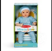"Melissa & Doug Melissa & Doug Mine to Love Jordan 12"" Doll"