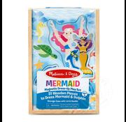 Melissa & Doug Melissa & Doug Mermaid Magnetic Dress-Up Play Set