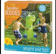 Toysmith Sprinkler Buddies Dynamic Dino
