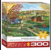 Eurographics Eurographics Pumpkin Season XL Family Puzzle 300pcs