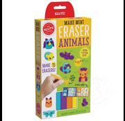 Klutz Klutz Make Mini Erasers Animals