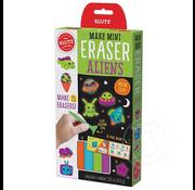 Klutz Klutz Make Mini Erasers Aliens