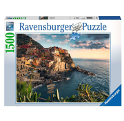 Ravensburger Ravensburger Cinque Terre Viewpoint Puzzle 1500pcs
