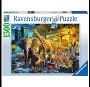 Ravensburger Ravensburger The Portal Puzzle 1500pcs