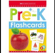 Scholastic Pre-K Flashcards