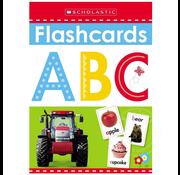 Scholastic ABC Flashcards