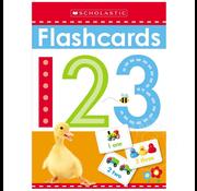 Scholastic 123 Flashcards