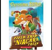 Scholastic Geronimo Stilton #24: Field Trip to Niagara Falls