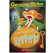 Scholastic Geronimo Stilton #50: This Hotel is Haunted!