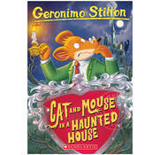 Scholastic Geronimo Stilton #3: Cat and Mouse in a Haunted House