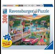 Ravensburger Ravensburger Summer at the Lake Large Format Puzzle 300pcs