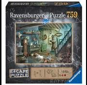 Ravensburger Ravensburger The Forbidden Basement Escape Puzzle 759pcs