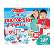 Melissa & Doug Melissa & Doug Get Well Doctor's Kit Play Set