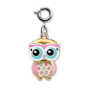 Charm It Charm It! Swivel Owl Charm