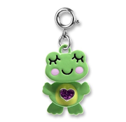 Charm It Charm It! Swivel Frog Charm