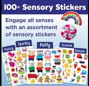Creativity for Kids Creativity for Kids Sensory Sticker Playset Sweetsville