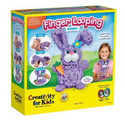 Creativity for Kids Creativity for Kids Finger Looping Bunny RETIRED