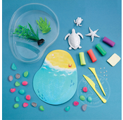 Creativity for Kids Creativity for Kids Glow in the Dark Turtle Lagoon