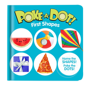 Melissa & Doug Melissa & Doug Poke-A-Dot Book First Shapes