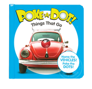 Melissa & Doug Melissa & Doug Poke-A-Dot Book Things That Go