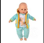 "Melissa & Doug Melissa & Doug Mine to Love Mix & Match Playtime 12"" Doll Clothes"