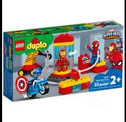 LEGO® LEGO® DUPLO® Marvel Super Heroes Lab