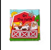 Melissa & Doug Melissa & Doug K's Kids On the Farm Cloth Book